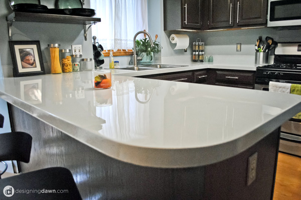 diy projects countertop countertops a kitchen easy