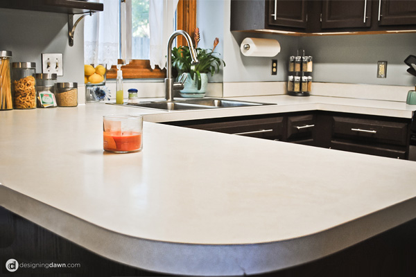 diy kitchen countertops | kitchen countertop options | houselogic