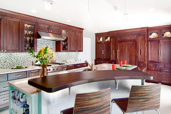smart kitchen island ideas