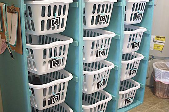 Laundry room organization ideas laundry basket solutioingenieria Choice Image