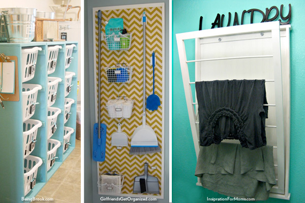 laundry room organization ideas houselogic