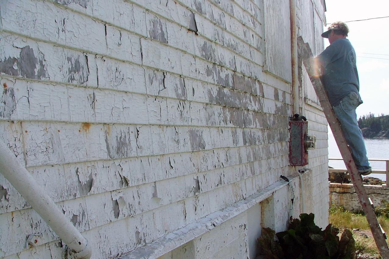 Laws for lead paint home lead paint laws home safety for Lead paint on exterior of house