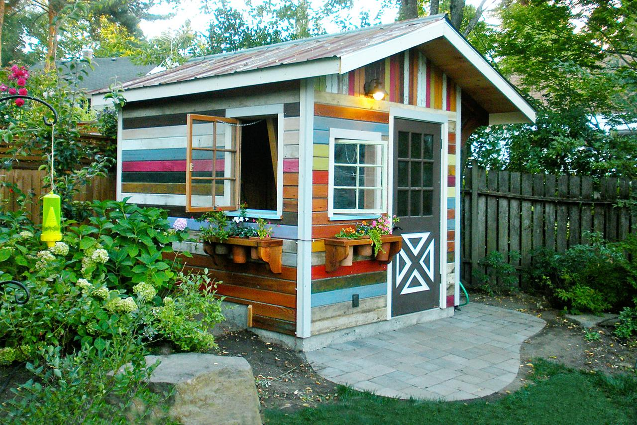 Cost To Build A Garden Office