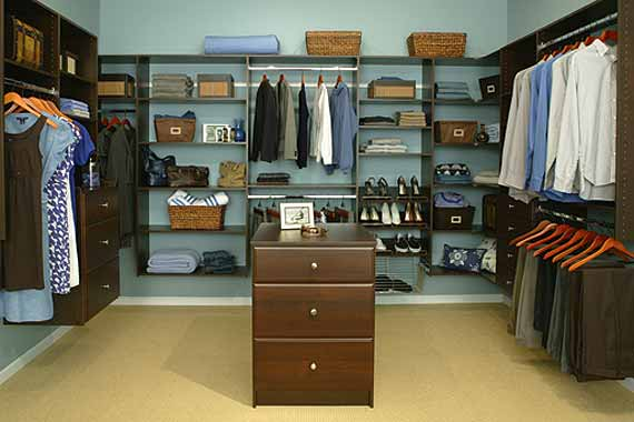 Master Bedroom Closet tips on building a master closet | master closet building advice
