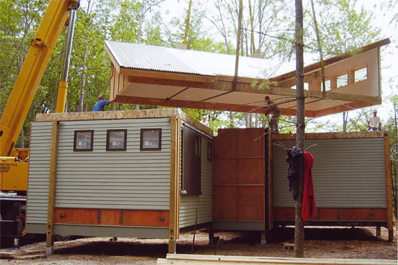 What Is A Prefab Home house in a box: would you live in a prefab or modular home?