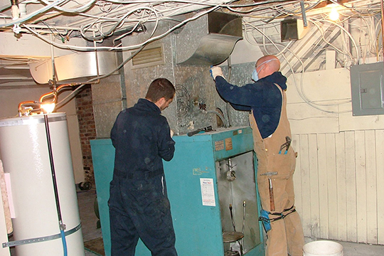 Oil Furnace Troubleshooting Oil Furnace Cleaning Amp Maintenance
