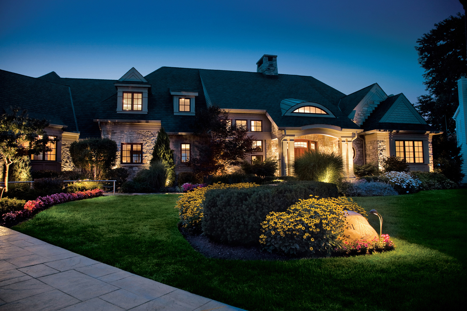 1752 5 home lighting landscape lighting design ideas learn how to enhance your homes curb appeal arteriors adair lamp 17528