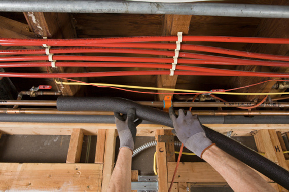 Plumbing repair costs plumbing replacement costs for Plastic vs copper water pipes