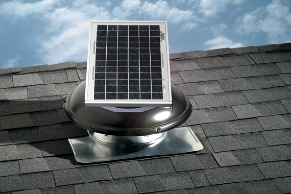 Roof Vents For Home Cooling Savings Power Roof Vents Savings