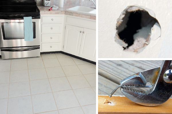 How to repair walls and floors houselogic easy repair tips solutioingenieria Choice Image