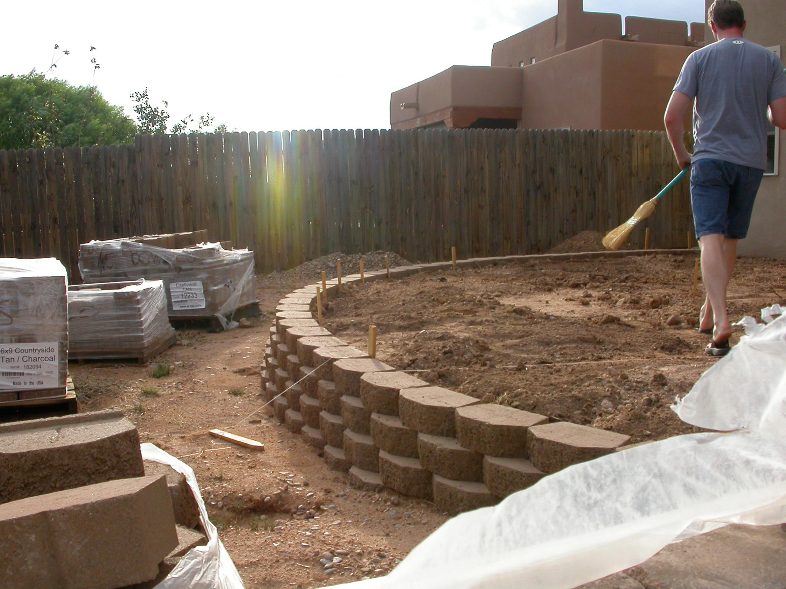 8 Retaining Wall Designs
