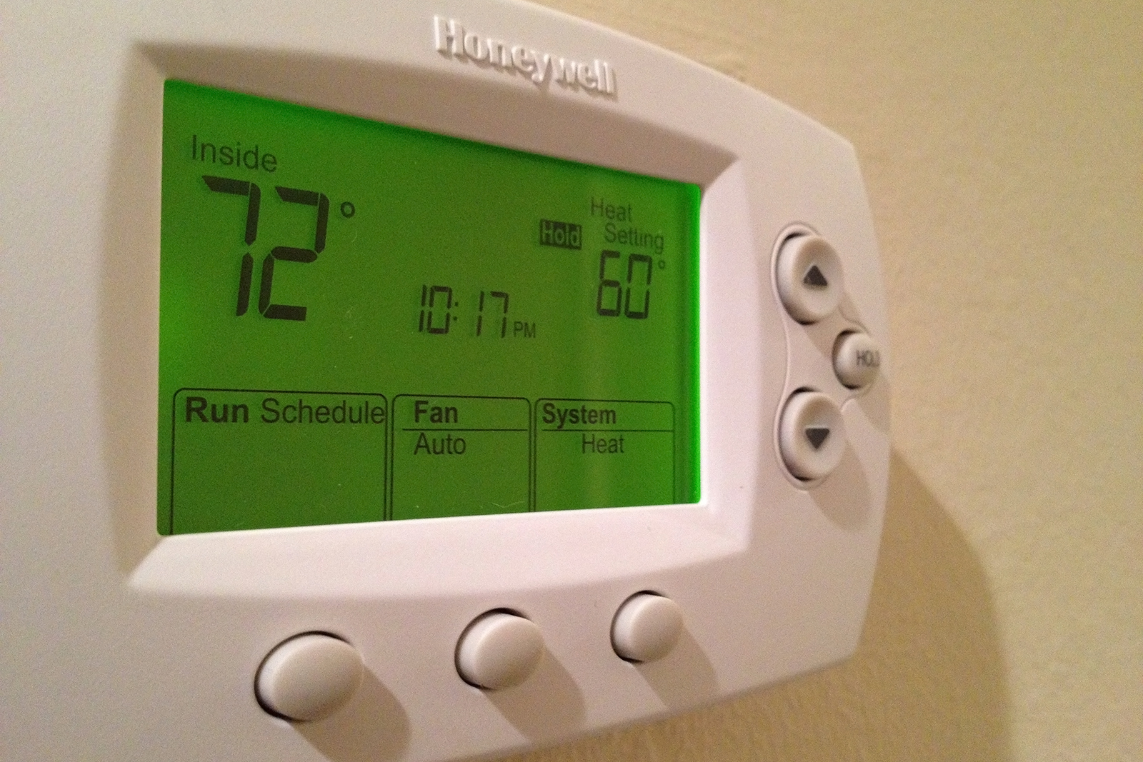 Programmable Thermostat How To Use Set For Every Season Air Conditioning Fridge Hvac Wiring
