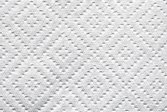 Closeup of a paper towel