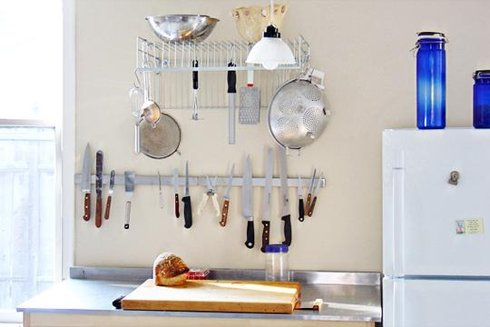 Small Kitchen Space-Savers