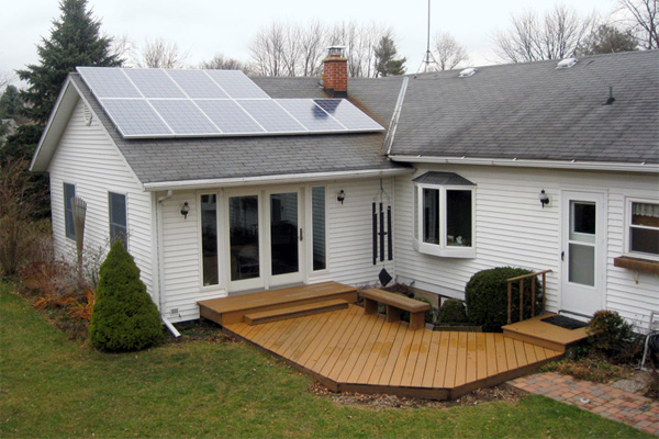 Solar panel cost how much are solar panels solar panels for Panel homes prices