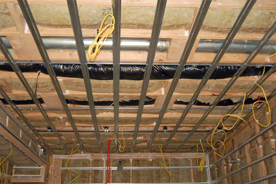 Soundproofing Ceilings | Best Soundproofing Insulation Material
