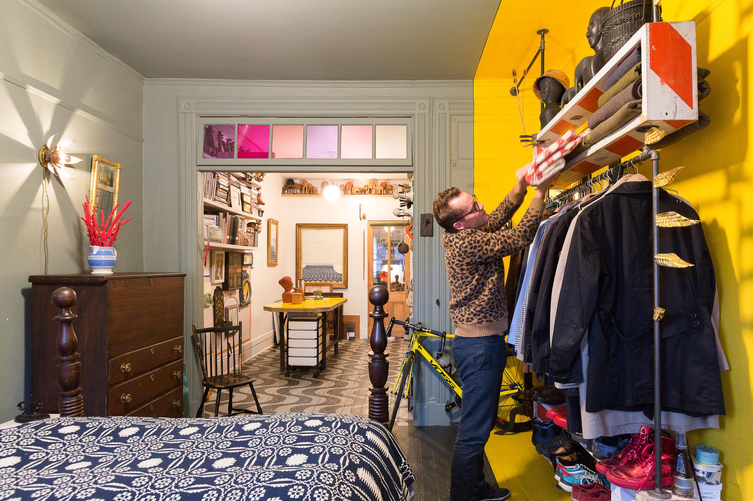 Fixes for Tight Spaces From Desperate New Yorkers