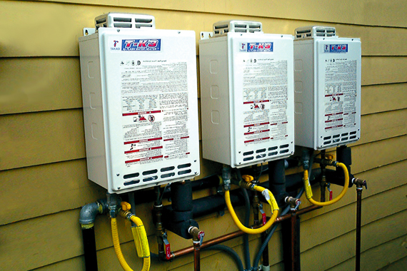 Electric Tankless Water Heater On Demand Water Heaters