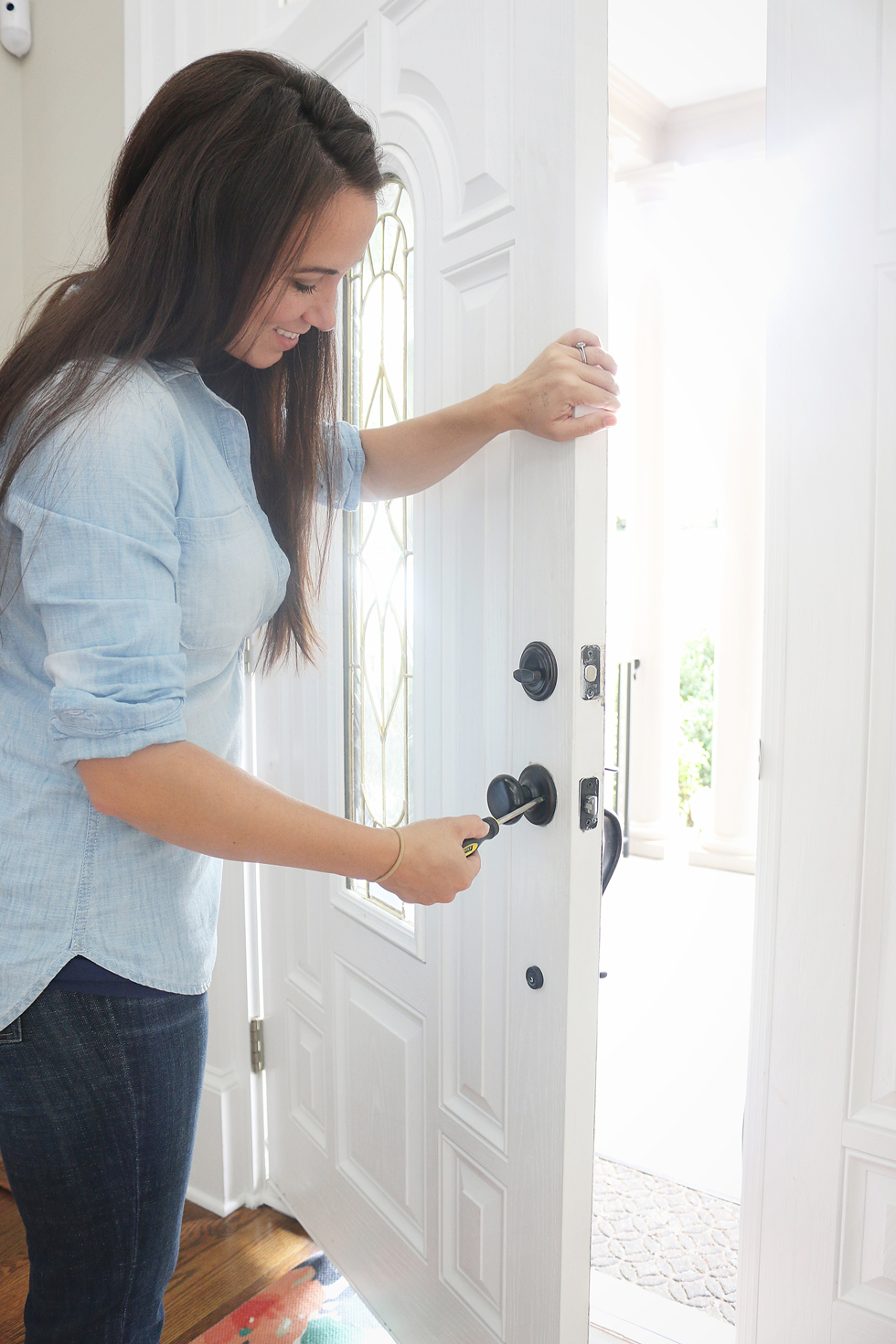 Things To Do When Moving Into A New Home Changing Locks