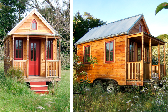 micro houses which one would you live in - Pictures Of Tiny Houses
