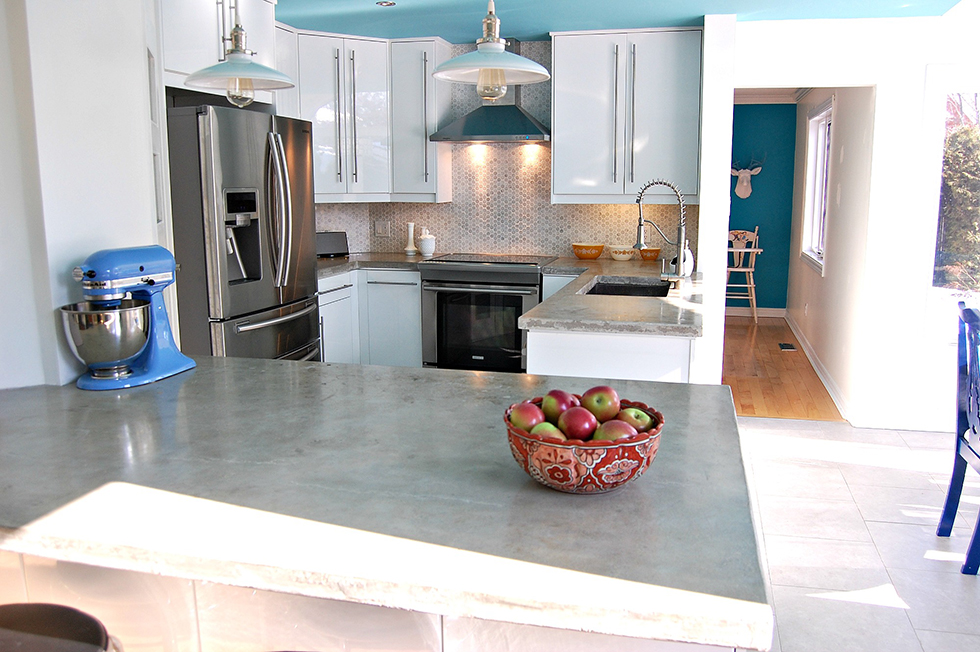 transitional style for the kitchen | houselogic transitional design
