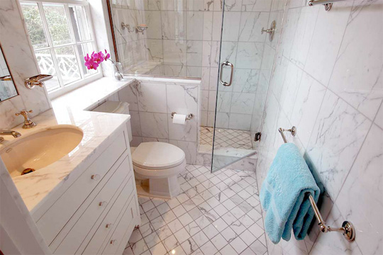 Tub to shower conversion tub to shower conversion cost houselogic for How much to refurbish a bathroom