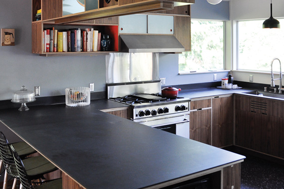 used kitchen countertops soapstone tips for used building materials in your kitchen houselogic kitchens
