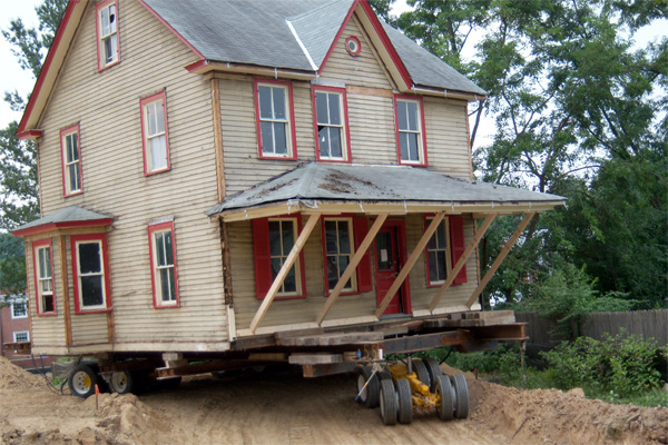 And Move A Used House
