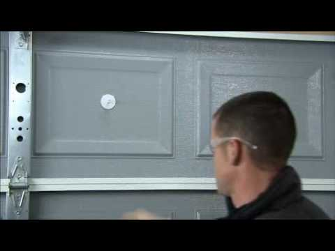 how to insulate garage doorHow to Insulate a Garage Door  DIY Garage Insulation  HouseLogic