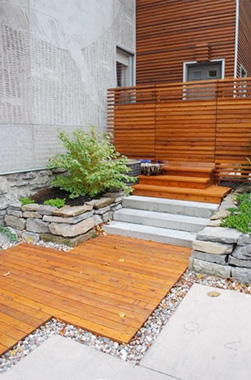7 walkway ideas to pump up your curb appealwalking the plank - Sidewalk Design Ideas