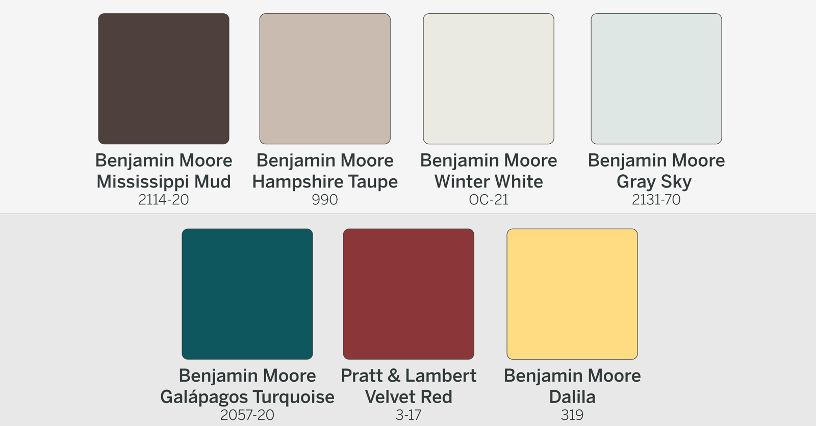 Whole House Color Palette How To Choose A Scheme Combinations For Homes