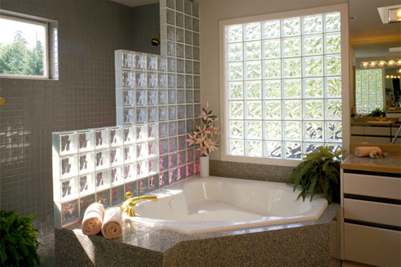 Bathroom Privacy Window window privacy film and frosting | window treatments | houselogic